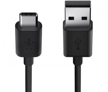 Кабель Belkin USB-C to USB-A 2.0 Cable