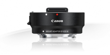 Адаптер Canon Mount Adapter EF-EOS M